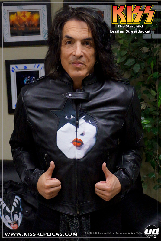 Paul Starchild Jacket