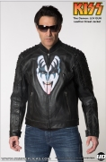 KISS: The Demon - LUV GUN Leather Street Jacket Image 2