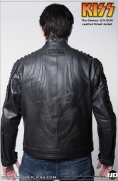 KISS: The Demon - LUV GUN Leather Street Jacket Image 3