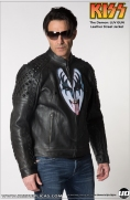 KISS: The Demon - LUV GUN Leather Street Jacket Image 4
