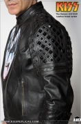 KISS: The Demon - LUV GUN Leather Street Jacket Image 6