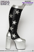 KISS: The Starchild ALIVE! Official Boots Image 3