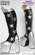KISS: The Starchild ALIVE! Official Boots Image 2