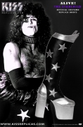 KISS: The Starchild ALIVE! Official Boots Image 4