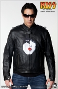 KISS: STARCHILD - Leather Street Jacket Image 2