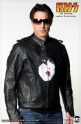 KISS: STARCHILD - Leather Street Jacket Image 4
