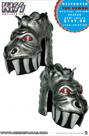 KISS DESTROYER: Demon Costume Dragon Shells
