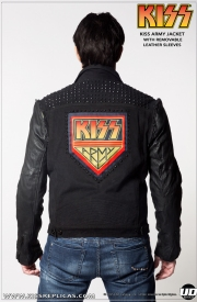 KISS: ARMY Jacket: With Removable Sleeves