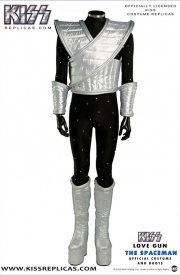 KISS: The Spaceman LOVE GUN Official Costume