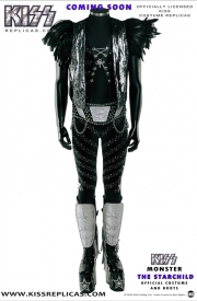 KISS The Starchild: MONSTER Official Costume