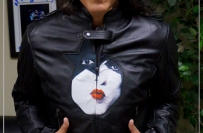 KISS Leather Outerwear - Starchild Leather Street Jacket
