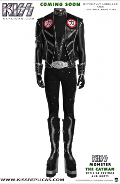 KISS The Catman: MONSTER Official Costume Image 1
