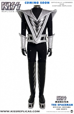 KISS: The Spaceman MONSTER Official Costume  Image 1