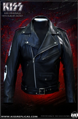 KISS: Originals: 1974 Leather Jacket Image 1