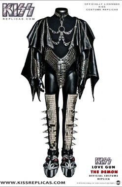 KISS: The Demon LOVE GUN Official Costume Image 1