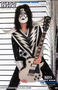 KISS: The Spaceman SONIC BOOM Official Costume  Image 1