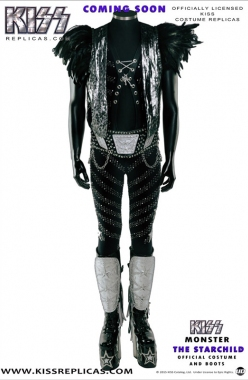 KISS The Starchild: MONSTER Official Costume Image 1